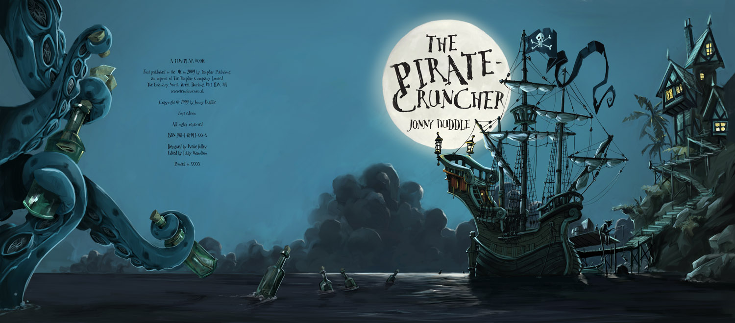 The PiRATe CRuNCHeR!!